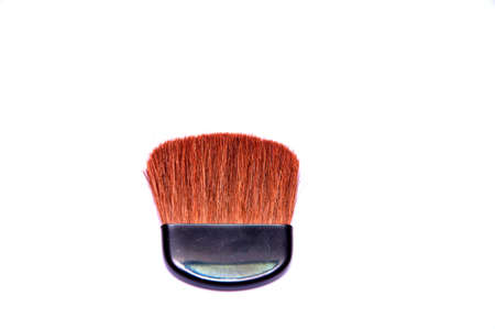 small foundation makeup brush