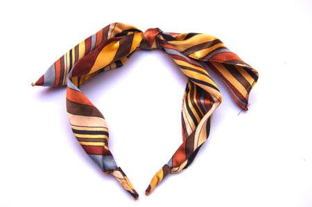 Kleurrijke haarband Stockfoto