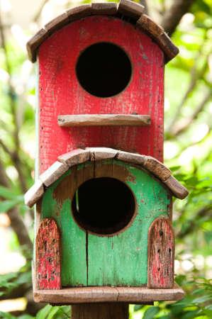 little birdhouses