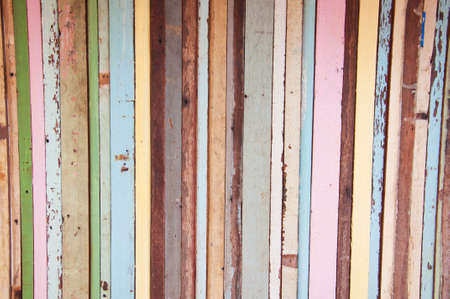 Colorful wood texture  Stock Photo - 10765415