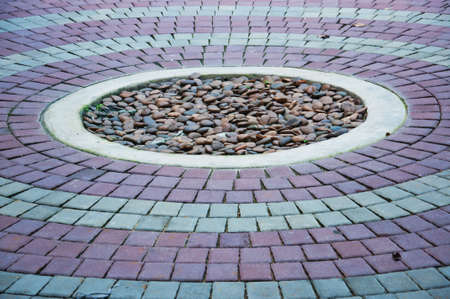 Paving stones for background  photo