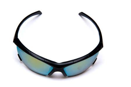 Modern sun glasses isolate on white back ground