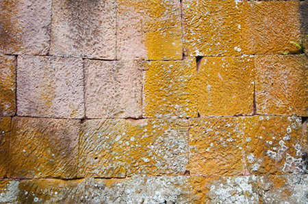 Pattern of old stone Wall Surfaced  Stock Photo - 11878659