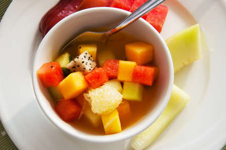 Fruit salad  Stock Photo - 12319835