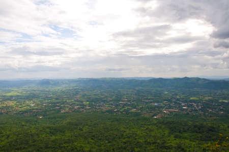 Chaiyaphum Province Northeast of Thailand  Stock Photo