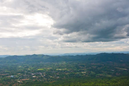 Chaiyaphum Province Northeast of Thailand  Stock Photo
