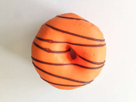 Donut isolate on white background