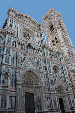 Cathedral of Santa Maria del Fiore, Florence. Stock Photo - 8803627