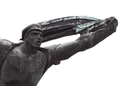 councils: Repubblica dei consigli monumento, Memento Park, Budapest.