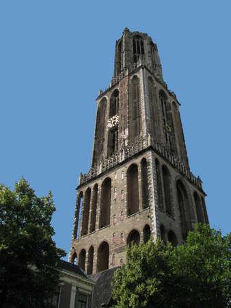 dom: Dom Tower of Utrecht