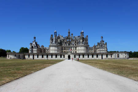 The Castle of Chambord photo