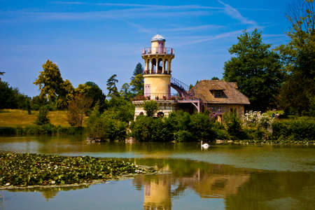 Versailles, 4 June 2011: The Marlborough Tower