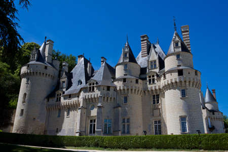 pays: The Castle of Ussè Editorial