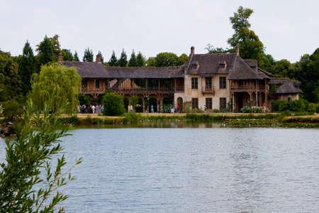 Maison de la Reine in Versailles