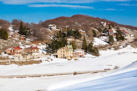abruzzo: Mountain Village