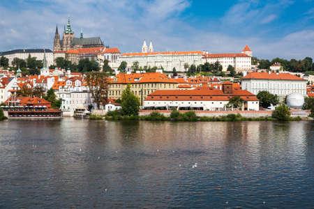 st charles: Prague Castle