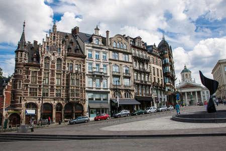Monts des Arts, Brüksel