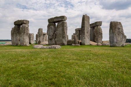 lintel: Stonehenge, England, UK