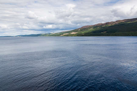 ness: Loch Ness in the Scottish Highlands, Scotland