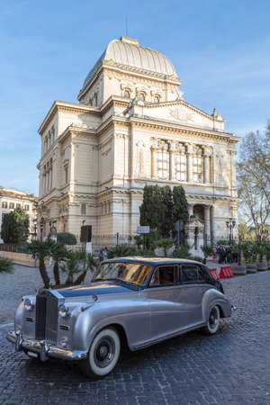 Great Synagogue of Rome, Italy photo