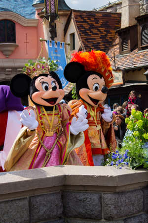 mickey: Disneyland Paris Parade