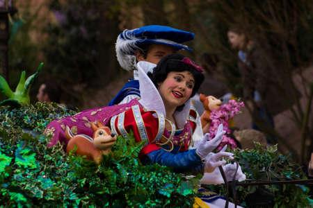 parade: Disneyland Paris Parade