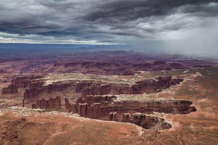 overlook: Canyonlands National Park, Utah, USA