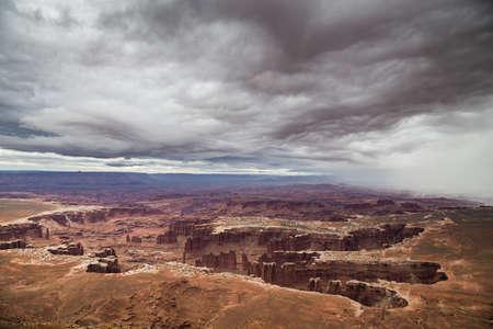 canyonlands: Canyonlands National Park, Utah, USA