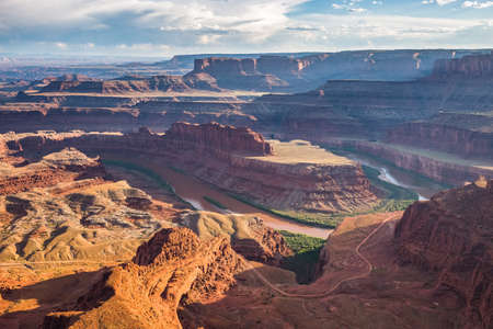 western: Dead Horse Point State Park, Utah, USA Stock Photo