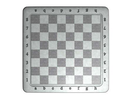 3D model of chessboard  photo