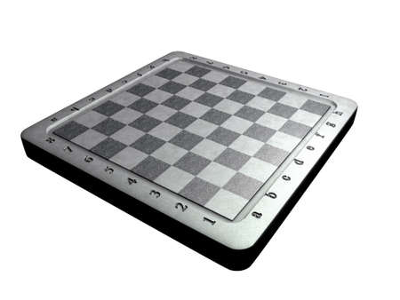 3D model of chessboard Stock Photo - 18001745