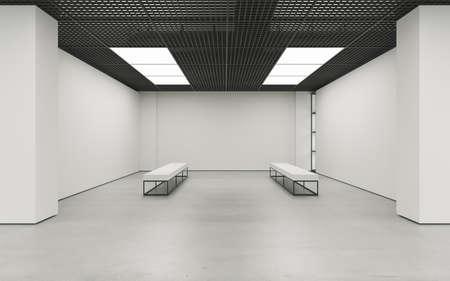 Skandinavische minimalistische weiße und graue bad dusche