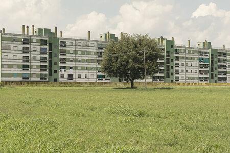 suburbs: Suburbs north of Milan. Between decay and urban renewal. Editorial