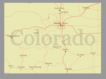 콜로라도 벡터 상태지도 커뮤니티 지원 및 활성화 아이콘 회색 배경에 고립 된 원래 파스텔 그림입니다.