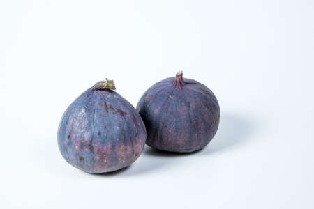 figs on white background 写真素材