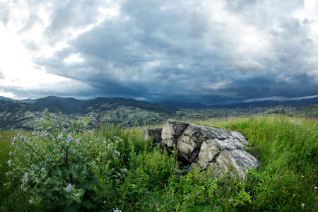 The Carpathians are a beautiful country of mountains. Carpathians are located in Ukraine. In the Carpathians, beautiful nature and many good people.