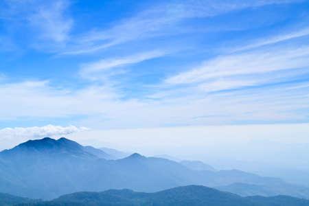 Mountain views. Stock Photo - 8588428