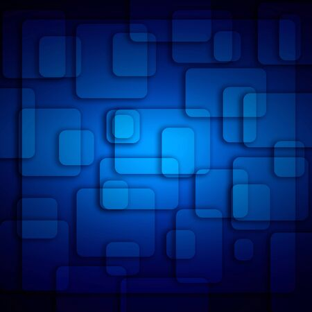 Abstract squares Stock Photo - 13274936