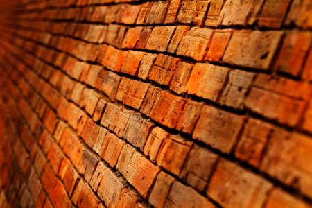 paredes de ladrillos: Antecedentes de la pared de ladrillo