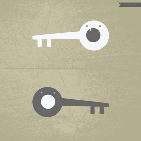 house keys: Keys illustration