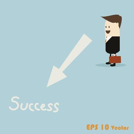 Success Stock Vector - 19579683