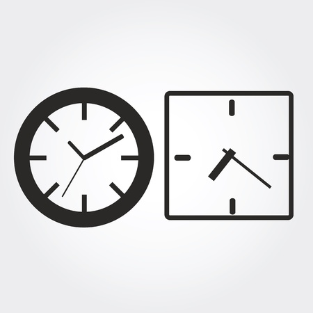 clock face: Clock icons