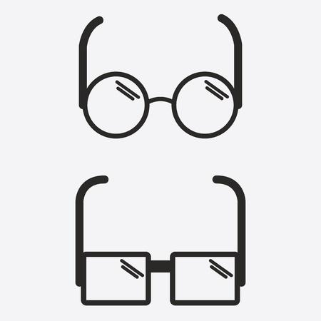 sun  glasses: glasses  Stock Photo