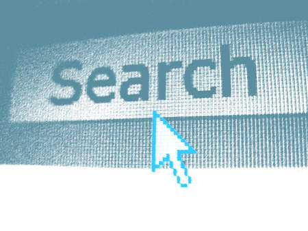 search in web Stock Photo - 6366181