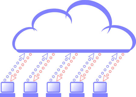 researches: The symbol of cloud computing