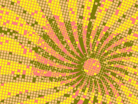 Abstract grunge background  Illustration
