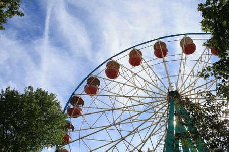 big wheel in park