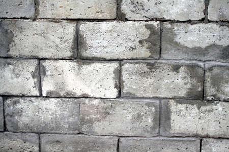 gray block wall