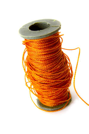 bobbin with thread photo