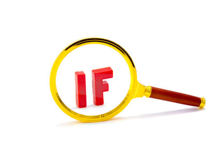 if in magnifier